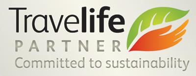 The Travelife Partner Logo